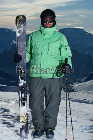 sport winter portrait portraet potrait europid