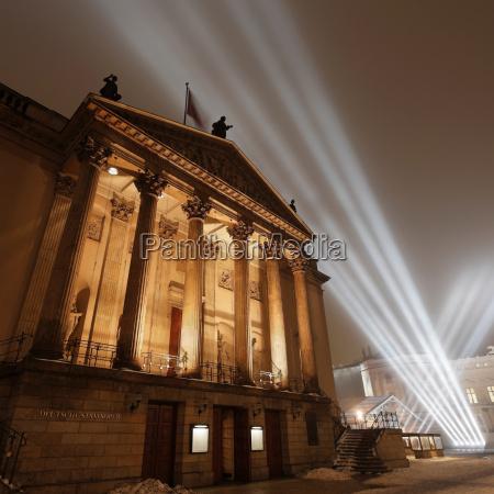 the berlin state opera