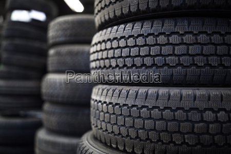 tires for sale at a tire