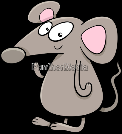 mouse cartoon character