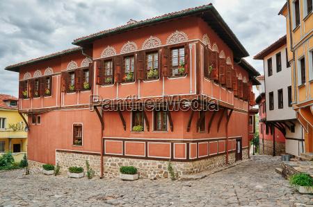 haus in old plovdiv bulgarien