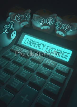 currency exchange business finance
