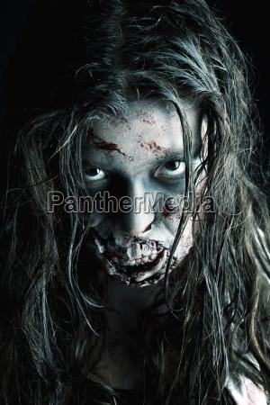 zombie maedchen