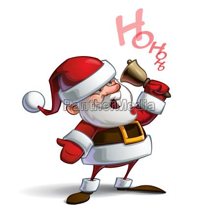 happy santa ho ho ho