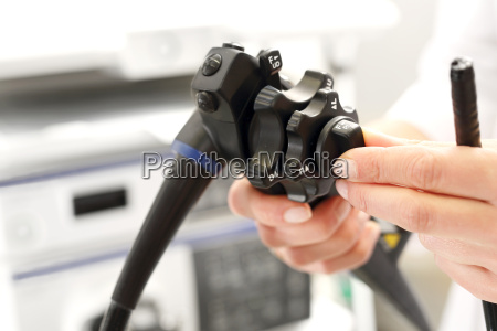 endoscope device for examination of gastrointestinal