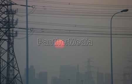 smog alarm