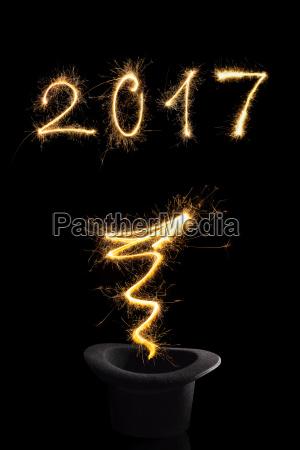 magisches neues jahr 2017