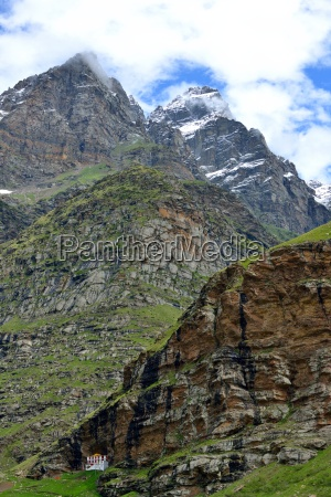 berge in ladakh indien
