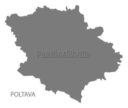 poltawa ukraine karte grau