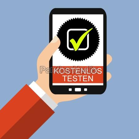 kostenlos testen auf dem smartphone