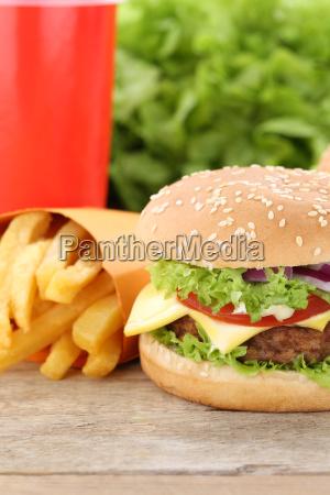 cheeseburger hamburger menu menue menue fast