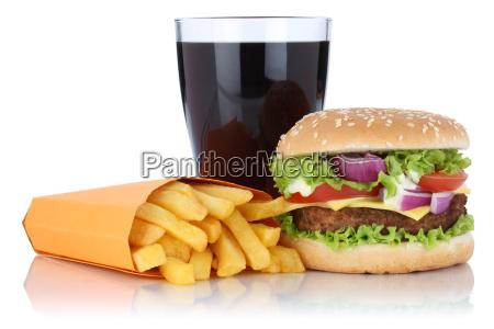cheeseburger hamburger menu menue menu french