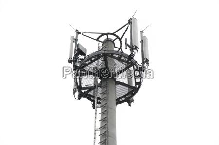sendeanlage sendemast mobilfunkmast konstruktion mobilfunk mobilfunkantenne