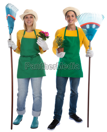 gardener team gardener gardening arithmetic profession