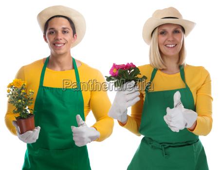gaertner team gaertnerin garten gartenarbeit beruf