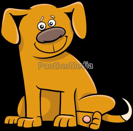 dog animal character