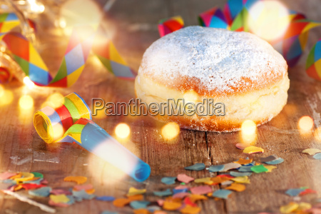delicious donuts for carnival