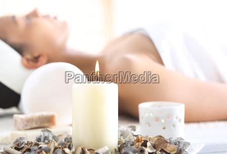 aromatherapie entspannung in der studie behandlungen