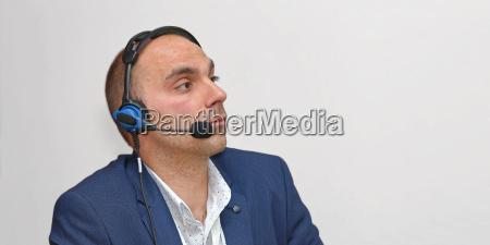 voice technology man