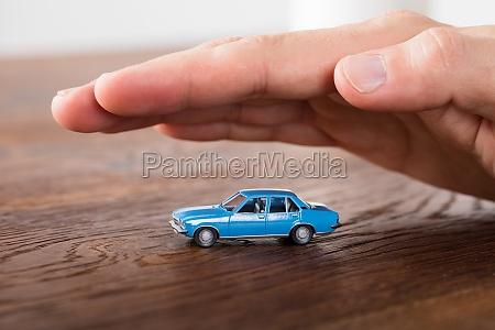 car protection concept