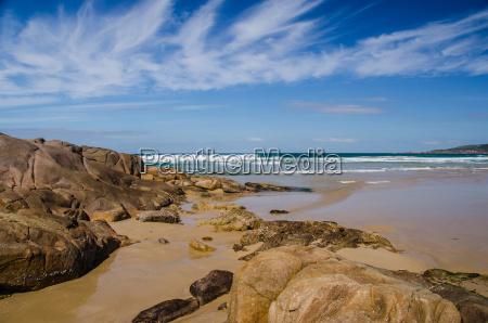port stephens one mile beach