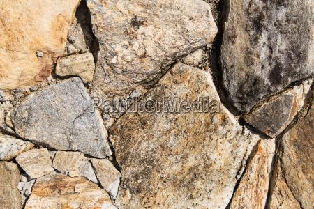 closeup nahaufnahme stein braun braeunlich bruenett