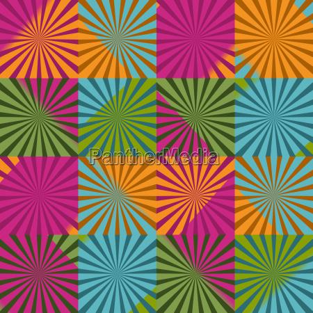 abstrakt hintergrund mit streifen und farben