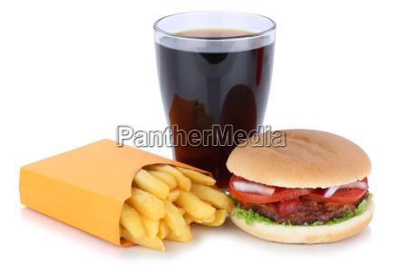 hamburger menu menu menu with french
