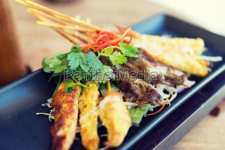 restaurant stilleben essen nahrungsmittel lebensmittel nahrung