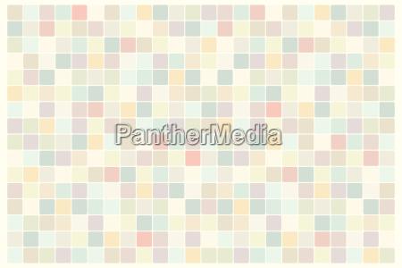 mosaik hintergrund von farbigen quadraten