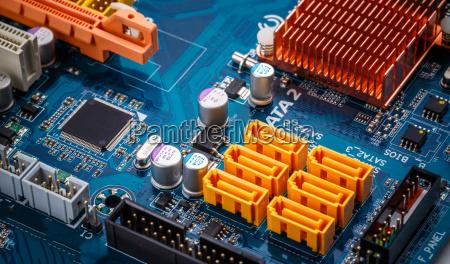 elektronische leiterplatte