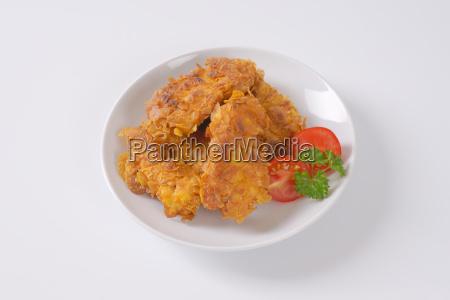 crispy cornflake chicken strips
