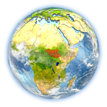 freisteller afrika illustration abgeschieden trabant atmosphaere