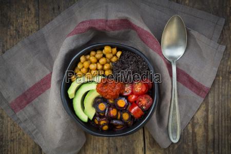vitamine lebensstil frische gemuese essen gericht