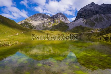 fahrt reisen wolke alpen reflexion outdoor