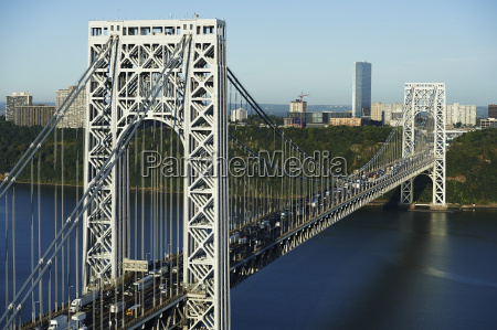 usa new york city george washington