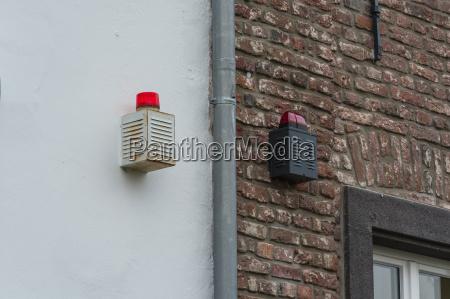 emergency light signal light of an