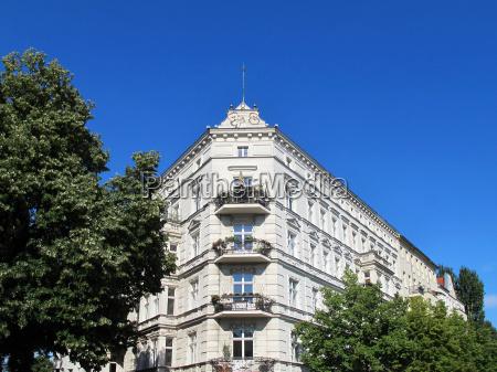 berlin old building