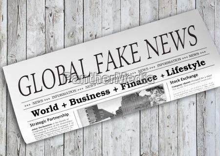 global fake news zeitung