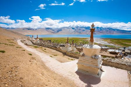 ladakh tso moriri lake korzok village