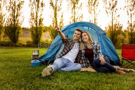tempo camping