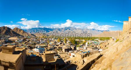 leh nubra valley view palace