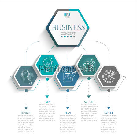 infographic for business