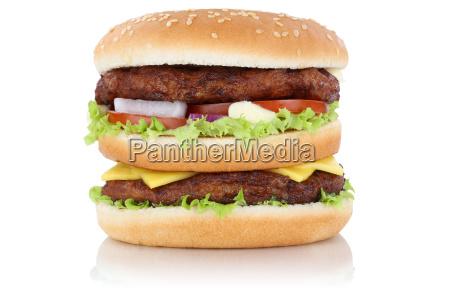 doubleburger double burger hamburger cheese cut