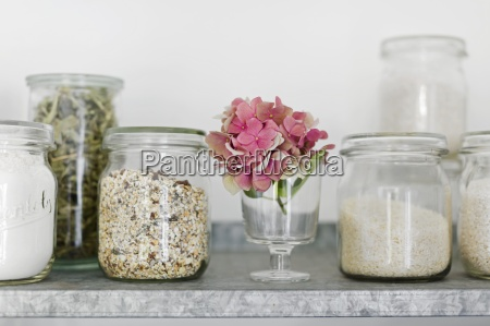 storage jars old preserving jars with