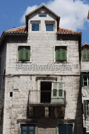 old building in split one