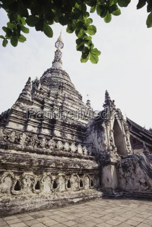 thailand chiang mai wat dawk euang