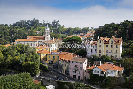 overview of sintra portugal