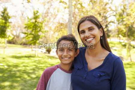 mixed race asian caucasian mother and