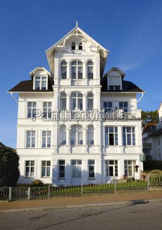 deutschland usedom bansin villa